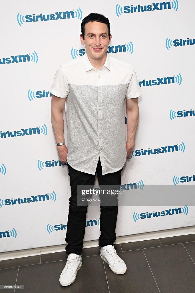 Celebrities Visit SiriusXM - May 23, 2016