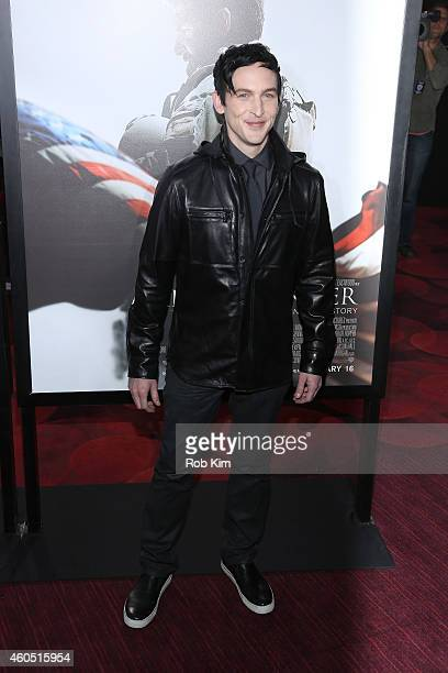 Actor Robin Taylor arrives at the American Sniper New York Premiere at Frederick P Rose Hall Jazz at Lincoln Center on December 15 2014 in New York...