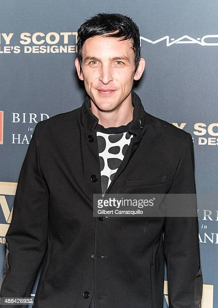 Actor Robin Taylor attends the 'Jeremy Scott The People's Designer' New York Premiere at The Paris Theatre on September 15 2015 in New York City