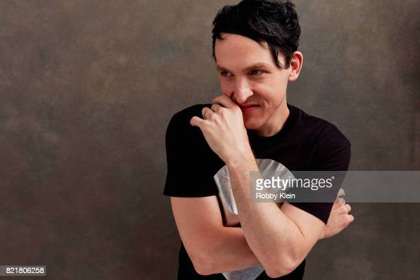 Actor Robin Taylor from FOX's 'Gotham' poses for a portrait during ComicCon 2017 at Hard Rock Hotel San Diego on July 22 2017 in San Diego California