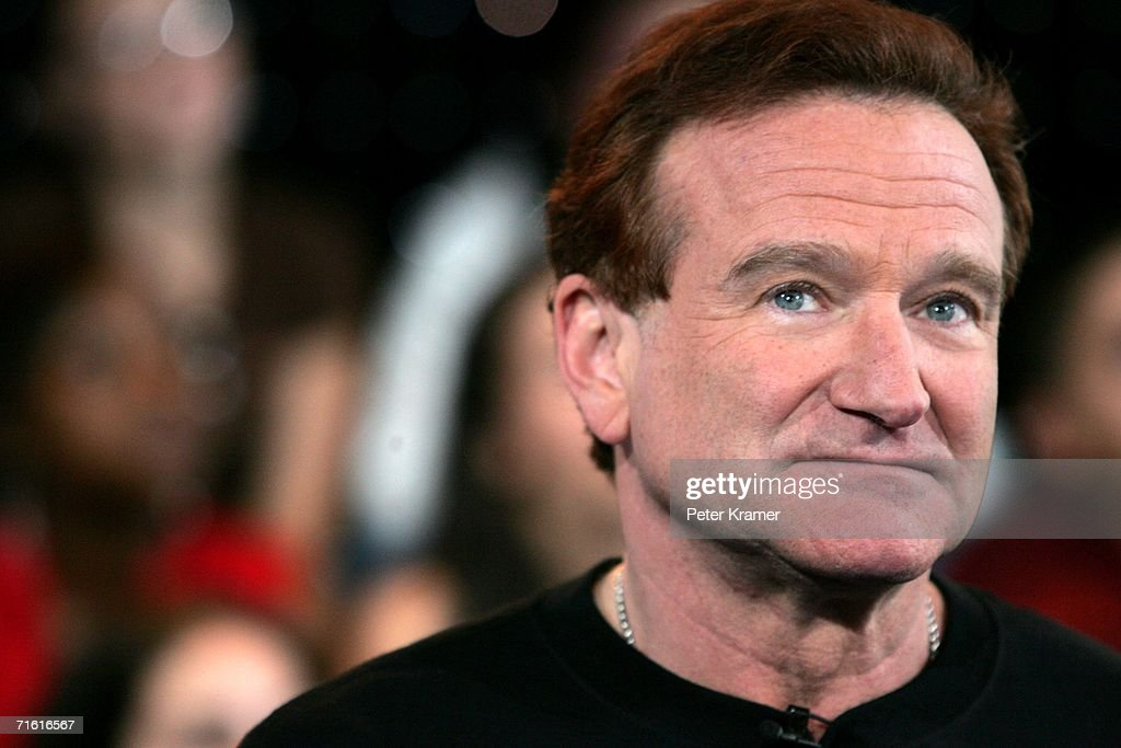 FILE: Robin Williams Checks In To Rehab For Alcoholism : News Photo
