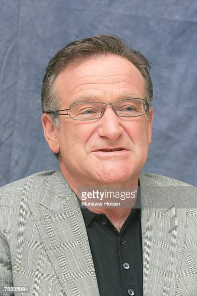 Actor Robin Williams at the Casa Del Mar Hotel in Santa Monica California on June 17th 2007 Reproduction by American tabloids is absolutely forbidden...