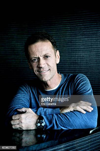 Actor Rocco Siffredi is photographed for Self Assignment on October 27 2016 in Montpellier France