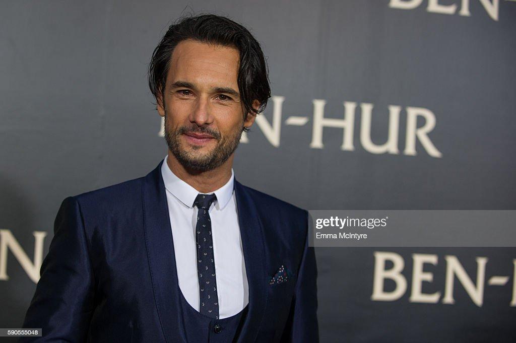 """Premiere Of Paramount Pictures' """"Ben-Hur"""" - Arrivals"""