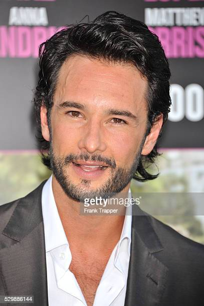 Actor Rodrigo Santoro arrives at the premiere of What To Expect When Your Expecting premiere held at Grauman's Chinese Theater