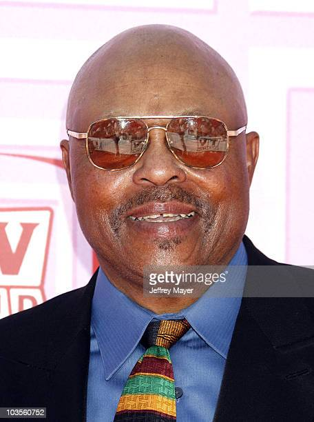 Actor Roger E Mosley arrives at the 2009 TV Land Awards at the Gibson Amphitheatre on April 19 2009 in Universal City California
