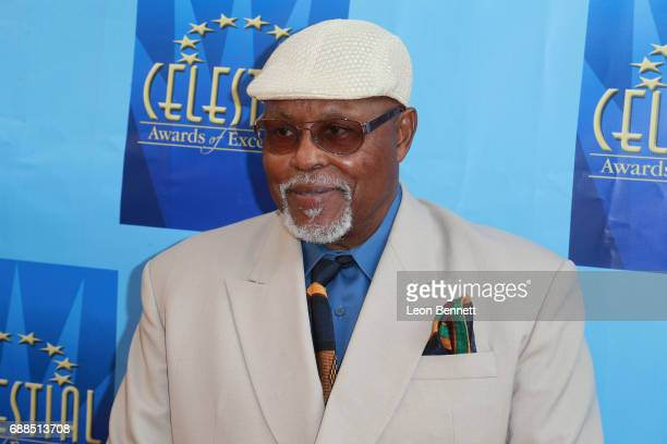 Actor Roger E Mosley attends the Celestial Awards Of Excellence at Alex Theatre on May 25 2017 in Glendale California