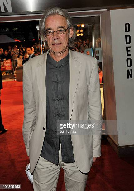 Actor Roger Lloyd Pack attends the 'Made in Dagenham' world premiere at the Odeon Leicester Square on September 20 2010 in London England