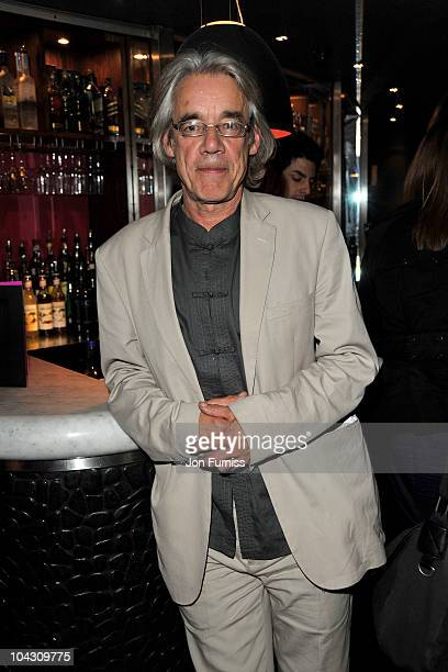 Actor Roger Lloyd Pack attends the 'Made In Dagenham' world premiere after party at Floridita on September 20 2010 in London England