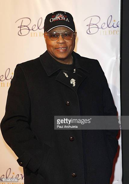 Actor Roger Mosley arrives at The Ernest Borgnine PreOscar Party at Universal Studios Hollywood on March 5 2010 in Universal City California