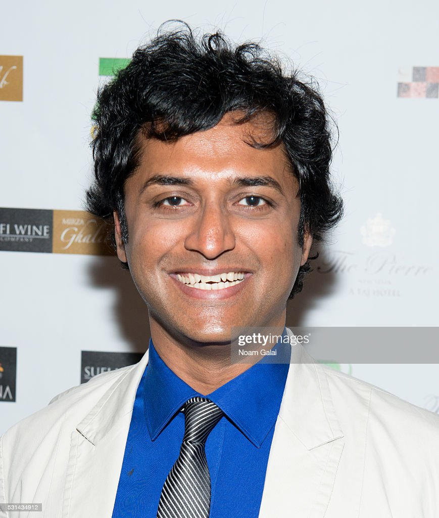 Actor Roger Narayan attends the closing night of the 16th Annual New York Indian Film Festival at Jack H. Skirball Center for the Performing Arts on May 14, 2016 in New York City.