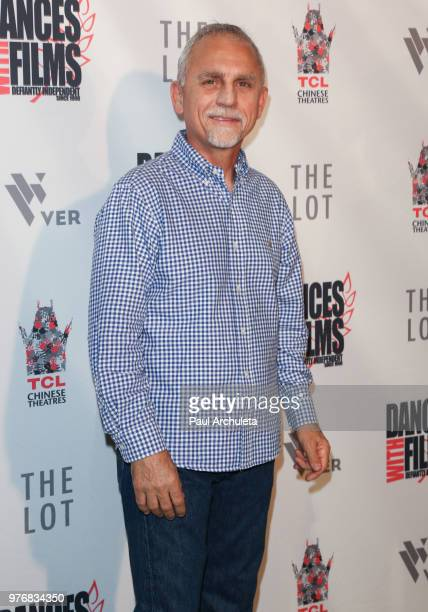 Actor Roger Scott attends the premiere of 'Antiquities' at the Dances With Films Festival at the TCL Chinese 6 Theatres on June 16 2018 in Hollywood...