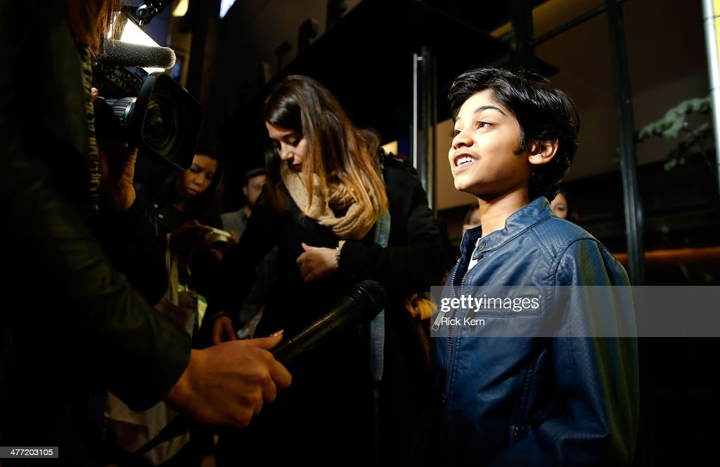 Actor Rohan Chand arrives at the SXSW Red Carpet Screening Of Focus Features' 'Bad Words' on March 7, 2014 in Austin, Texas.