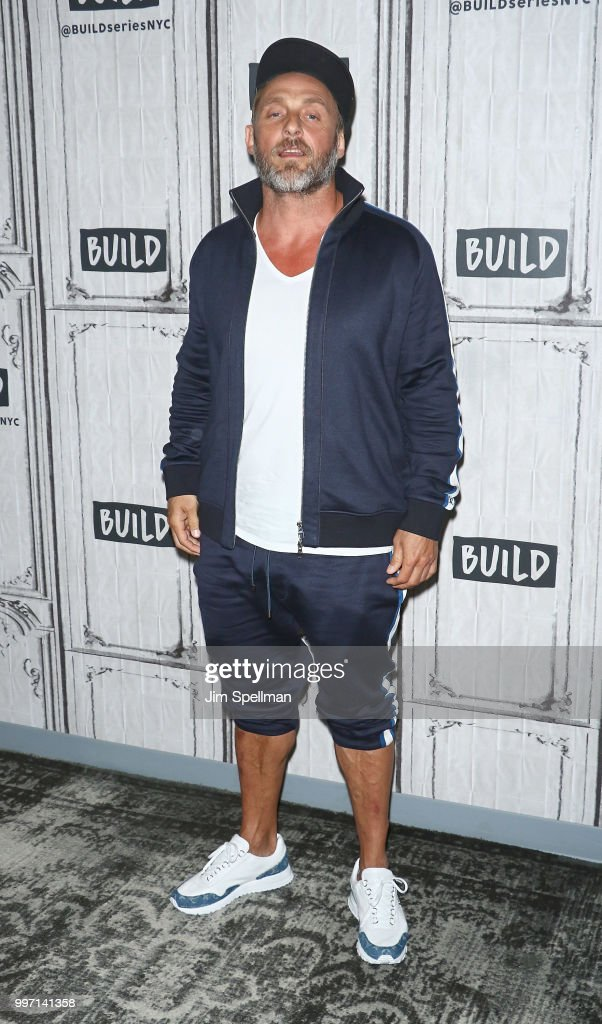 Celebrities Visit Build - July 12, 2018