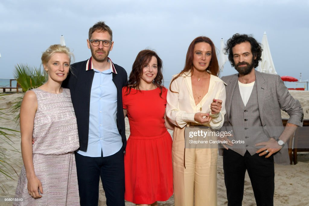 """""""Nos Batailles"""" Photocall - The 71st Annual Cannes Film Festival"""