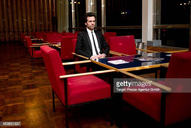 Actor Romain Duris attends the opening film of the 13th French Film Week Berlin 'Casse tete chinois' at Kino International on December 5 2013 in...