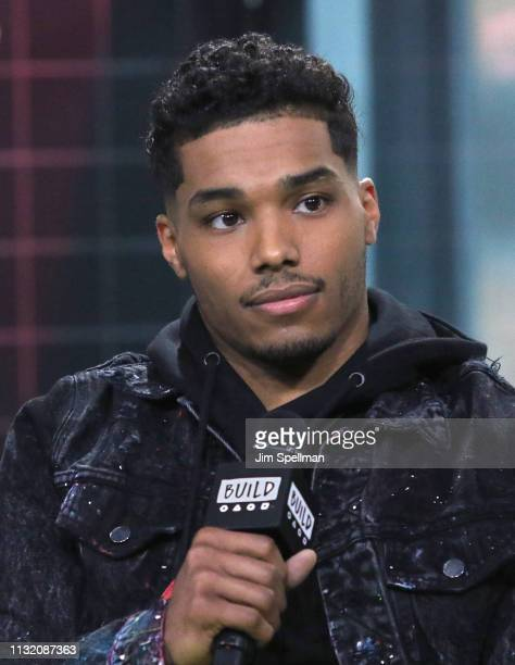 Actor Rome Flynn attends the Build Series to discuss How to Get Away with Murder at Build Studio on February 25 2019 in New York City