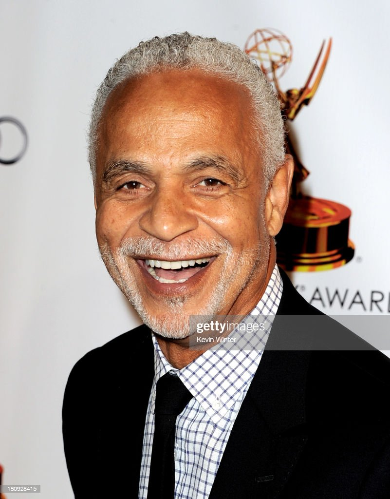 Actor Ron Glass arrives at The Academy of Television Arts & Sciences and SAG-AFTRA celebration of the 65th Primetime Emmy Award nominees at the Television Academy on September 17, 2013 in No. Hollywood, California.