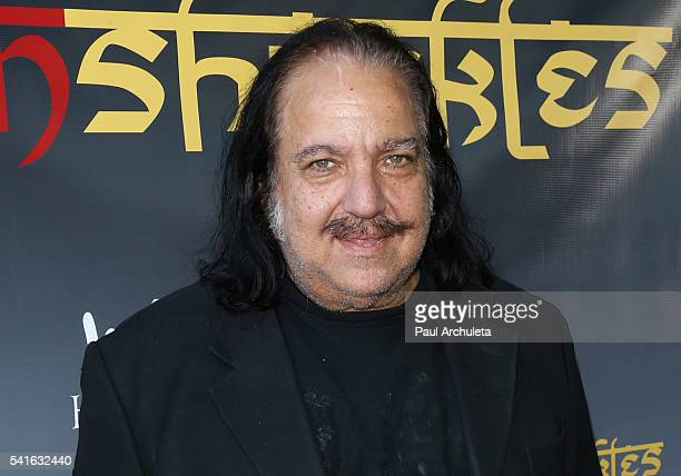 Actor Ron Jeremy attends the screening and benefit party for Gods In Shackles at Harmony Gold Theater on June 19 2016 in Los Angeles California