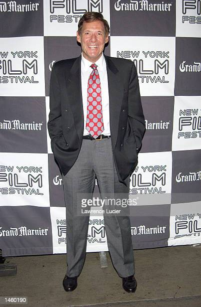Actor Ron Liebman arrives for the screening of the film Auto Focus at Alice Tully Hall during the 40th New York Film Festival October 4 in New York...