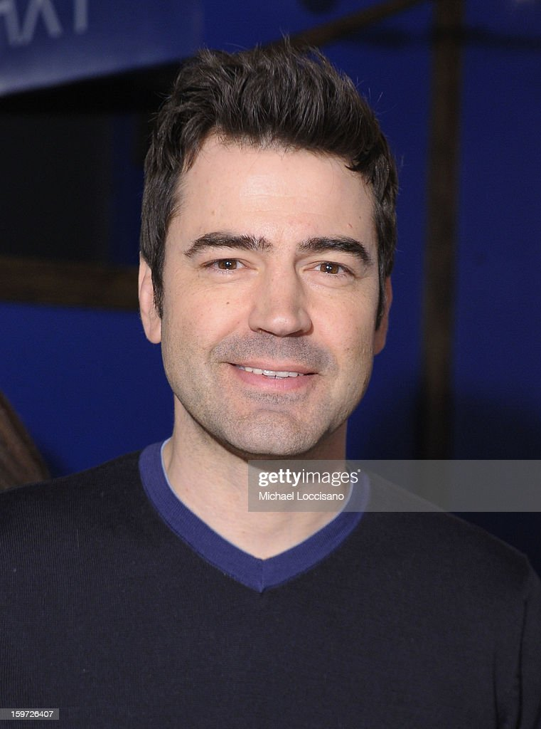 Actor Ron Livingston attends Day 2 of Samsung Galaxy Lounge at Village At The Lift 2013 on January 19, 2013 in Park City, Utah.