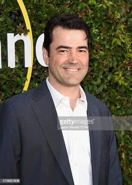 Actor Ron Livingston attends the 2015 Sundance Institute Celebration Benefit at 3LABS on June 2 2015 in Culver City California