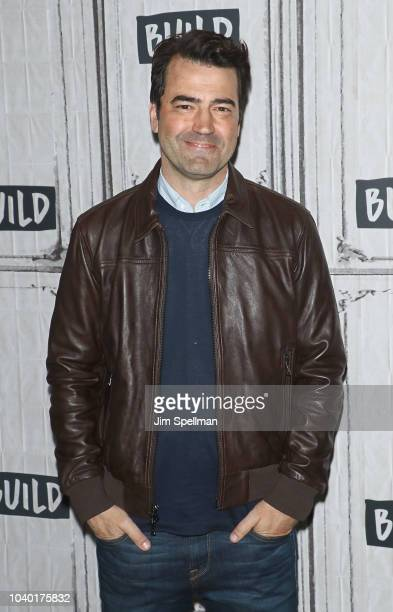 Actor Ron Livingston attends the Build Series to discuss A Million Little Things at Build Studio on September 25 2018 in New York City