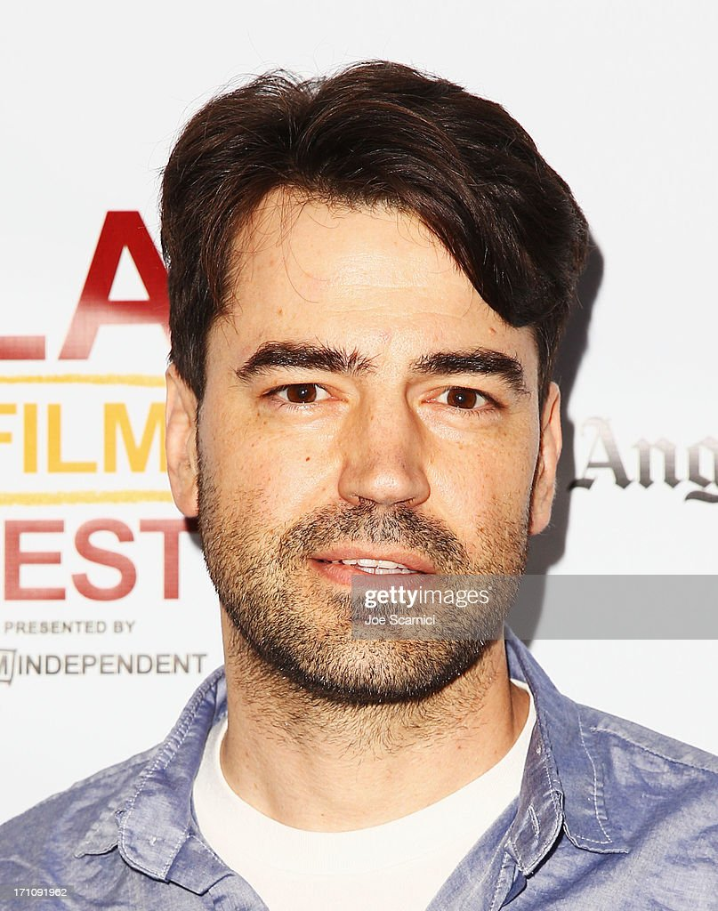 """Actor Ron Livingston attends """"The Conjuring"""" premiere ..."""