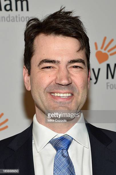 Actor Ron Livingston attends the Somaly Mam Foundation Gala Life Is Love at Gotham Hall on October 23 2013 in New York City