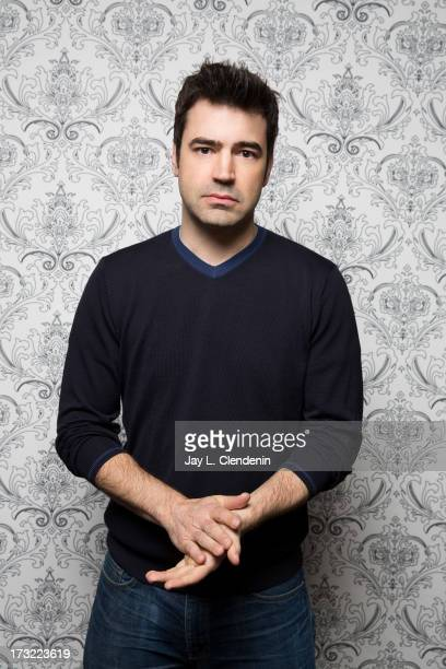 Actor Ron Livingston is photographed for Los Angeles Times on January 19 2013 in Park City Utah PUBLISHED IMAGE CREDIT MUST READ Jay L Clendenin/Los...