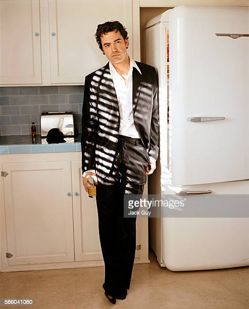 Actor Ron Livingston is photographed for Red Magazine in 2004 in Los Angeles California