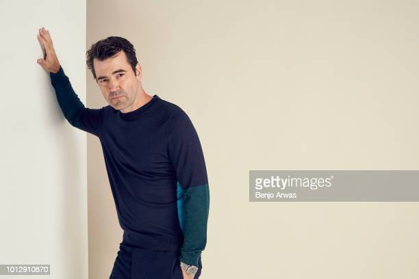 Actor Ron Livingston of ABC's 'A Million Little Things' poses for a portrait during the 2018 Summer Television Critics Association Press Tour at The...