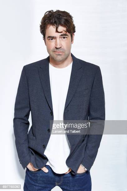 Actor Ron Livingston of 'Loudermilk' is photographed for Entertainment Weekly Magazine on June 9 2017 in Austin Texas