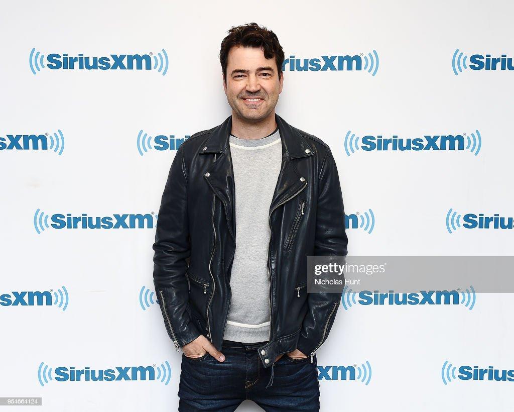 Celebrities Visit SiriusXM - May 4, 2018