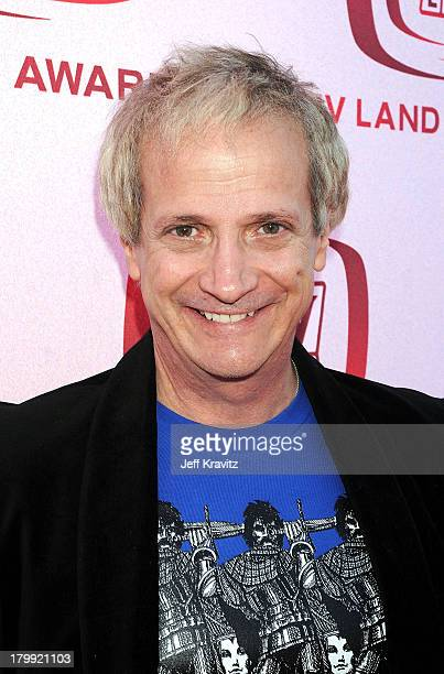 Actor Ron Palillo arrives at the 6th Annual TV Land Awards held at Barker Hangar on June 8 2008 in Santa Monica California
