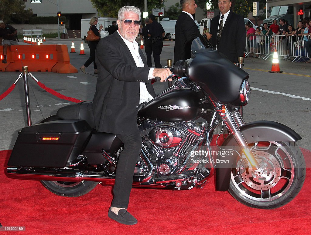 """Screening For FX's """"Sons Of Anarchy"""" Season 5 - Arrivals"""