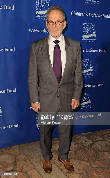 Actor Ron Rifkin attends the Children's Defense Fund's 19th Annual Los Angeles 'Beat the Odds' Awards at Beverly Hills Hotel on December 3 2009 in...