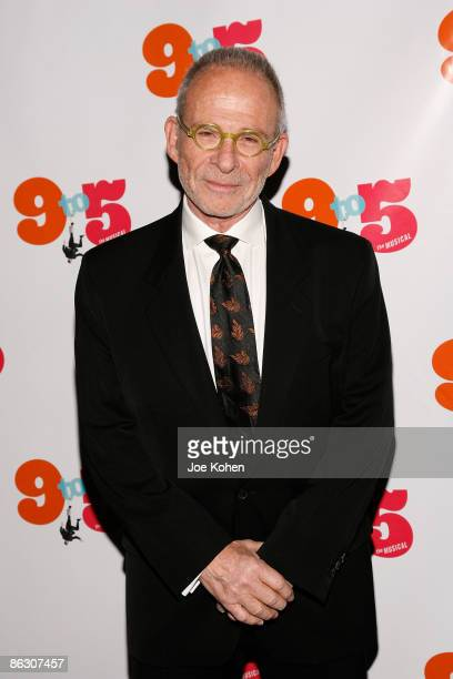 Actor Ron Rifkin attends the opening of 9 to 5 The Musical on Broadway at the Marriott Marquis Theatre on April 30 2009 in New York City