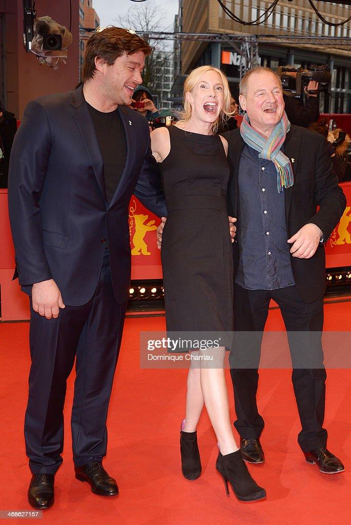 'Inbetween Worlds' Premiere - 64th Berlinale International Film Festival