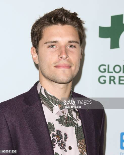 Actor Ronen Rubinstein attends the 15th annual Global Green preOscar gala on February 28 2018 in Los Angeles California