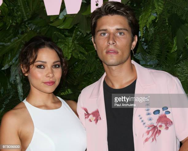Actor Ronen Rubinstein attends the Max Mara WIF Face Of The Future event at the Chateau Marmont on June 12 2018 in Los Angeles California