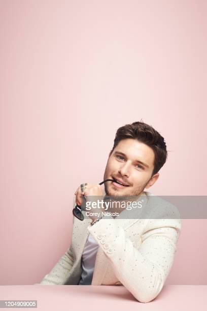 Actor Ronen Rubinstein is photographed for TV Guide magazine on January 7 2020 in Pasadena California