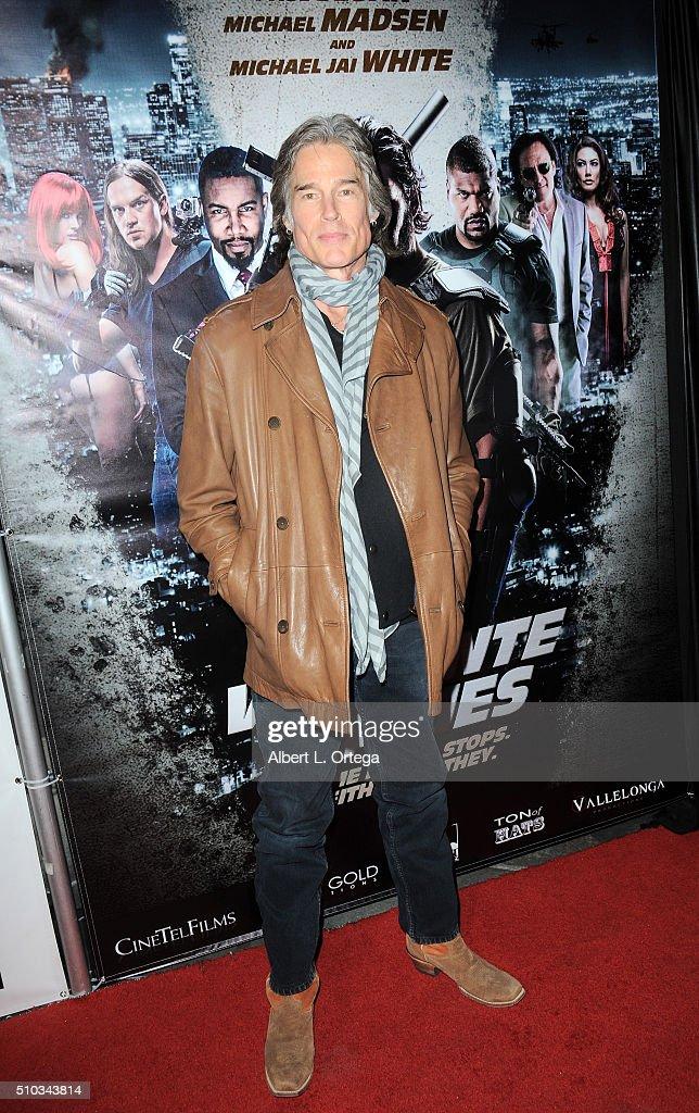 """Screening Of Oscar Gold Productions' """"Vigilante Diaries"""" - Arrivals"""