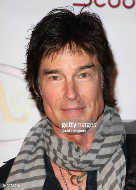 Actor Ronn Moss attends the 9th Annual Indie Series Awards at The Colony Theatre on April 4 2018 in Burbank California