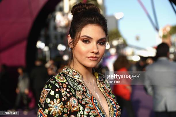 "Actor Ronni Hawk at The World Premiere of Marvel Studios' ""Guardians of the Galaxy Vol 2"" at Dolby Theatre in Hollywood CA April 19th 2017"