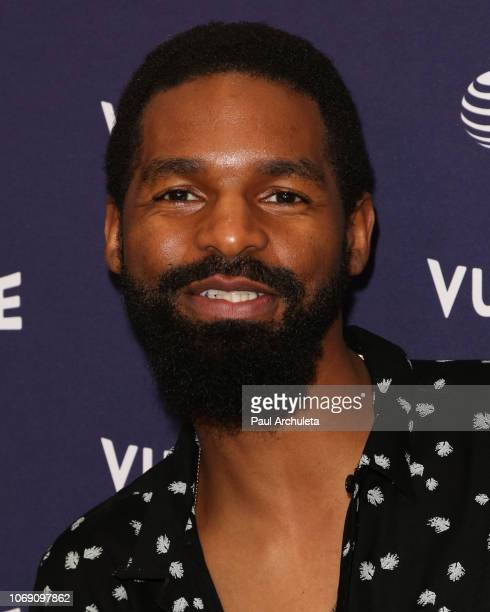Actor Ronnie Adrian attends the 2018 Vulture Festival Los Angeles at The Hollywood Roosevelt Hotel on November 17 2018 in Los Angeles California