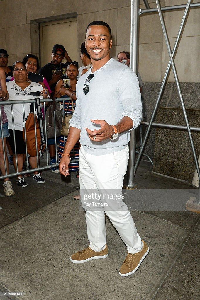 Celebrity Sightings in New York City - July 11, 2016