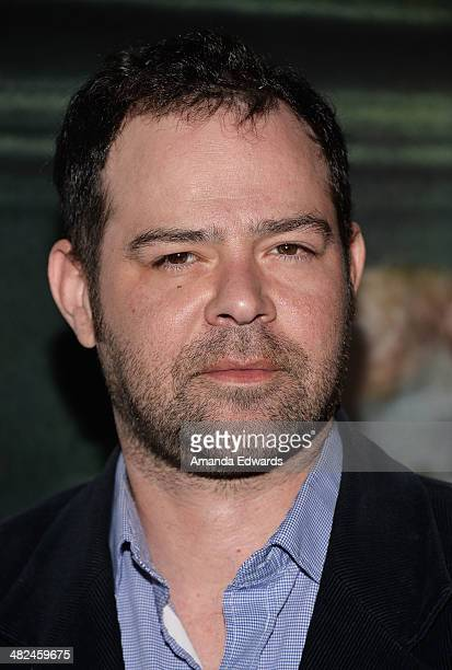 Actor Rory Cochrane arrives at the Los Angeles premiere of Oculus at the TLC Chinese 6 Theatres on April 3 2014 in Hollywood California
