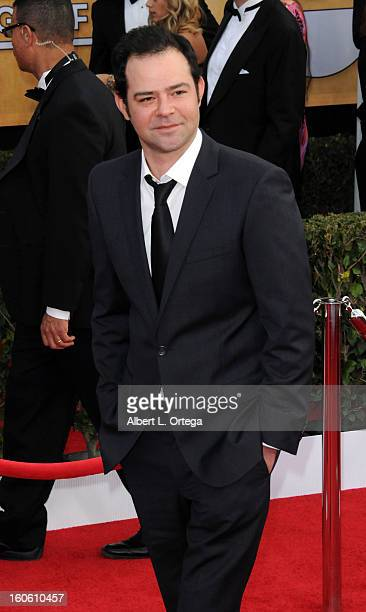 Actor Rory Cochrane arrives for the 19th Annual Screen Actors Guild Awards Arrivals held at The Shrine Auditorium on January 27 2013 in Los Angeles...