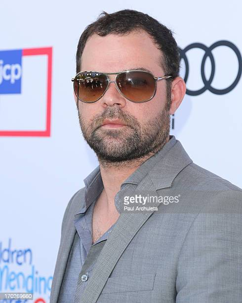 Actor Rory Cochrane attends the 1st annual Children Mending Hearts Style Sunday on June 9 2013 in Beverly Hills California